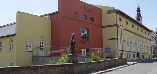 Budova Podbrdského muzea