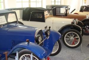 Sbírka vozů Aero