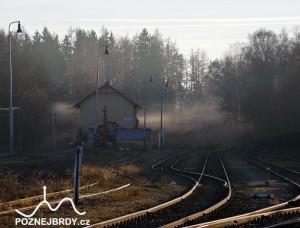 Mirošovské nádraží