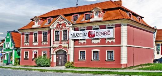 Budova muzea, foto: Muzeum Dobříš