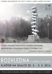 Plakát k výstavě, zdroj: mnisek.cz
