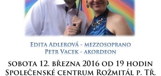 Plakát ke koncertu, zdroj: rozmitalptr.cz