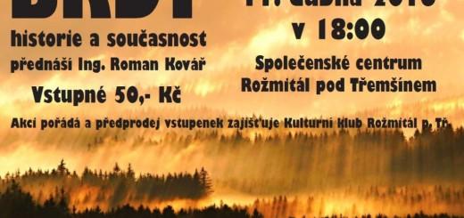 Plakát k akci, zdroj: rozmitalptr.cz