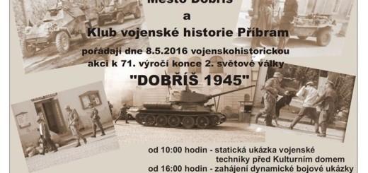 Plakát k akci, zdroj: mestodobris.cz