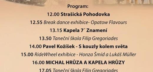 plakát k akci, zdroj: SDH Mirošov