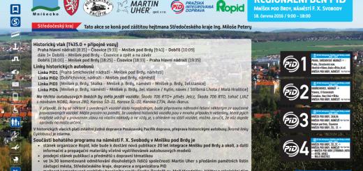 Plakát k akci, zdroj: ropid.cz