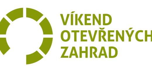 Logo Víkendu otevřených zahrad, zdroj: vikendotevrenychzahrad.cz