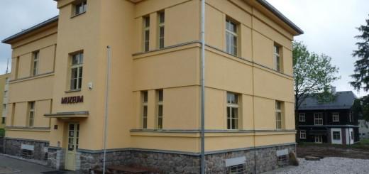 Muzeum Středních Brd: Velitelská vila
