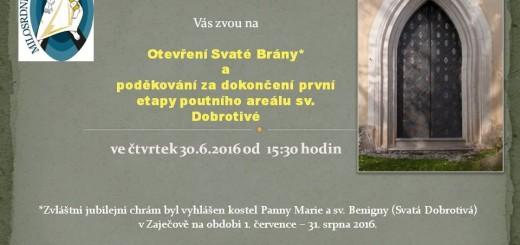plakát k akci, zdroj: augustiniani.cz