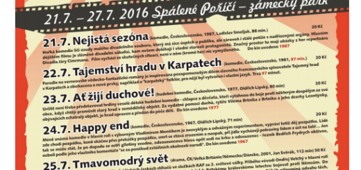 Plakát k akci, zdroj: spaleneporici.cz