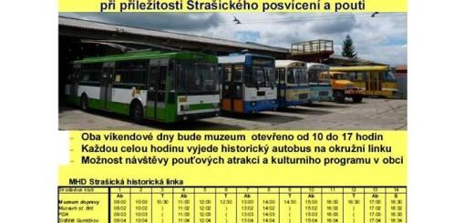 Plakát k akci: Zdroj: ŠKODA-BUS klub