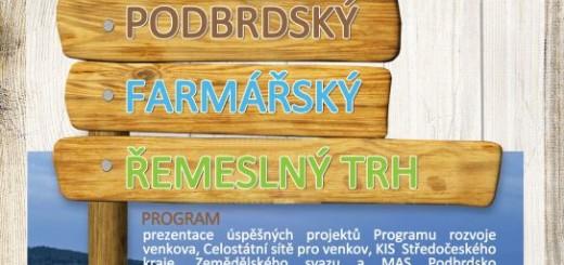 Podbrdský farmářský a řemeslný trh, zdroj: MAS Podbrdsko