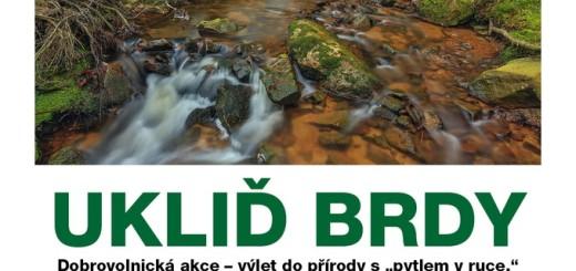 Ukliď Brdy, zdroj: Vojenské lesy a statky