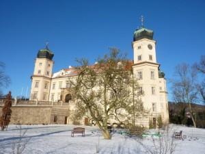 Zimní zámek Mníšek pod Brdy, foto: Bc. Anna Čelouchová