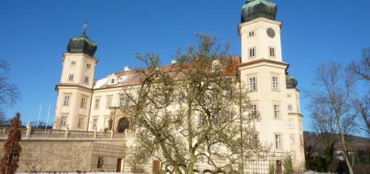 Zimní zámek Mníšek pod Brdy, foto: Anna Čelouchová