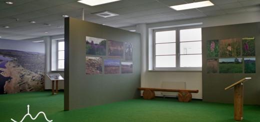 Expozice věnovaná Chráněné krajinné oblasti Brdy