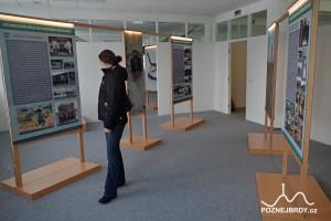 Výstava mapující historii Brd