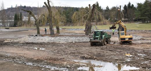 Revitalizace příbramského Nového rybníka, foto: Město Příbram