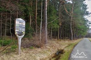 Informační stezka Petráčkova hora
