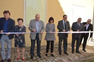 Slavnostní otevření Muzea Hořovicka, zdroj: Muzeum Českého krasu v Berouně