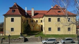 Starý zámek v Hořovicích, foto: D. Švrček DiS.