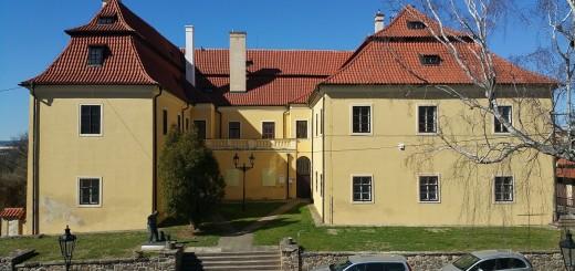Starý zámek v Hořovicích, foto: RNDr. Anna Brotánková