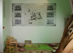 Dětský koutek, foto: J.Borecká
