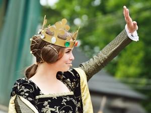 Slavnost královny Johanky