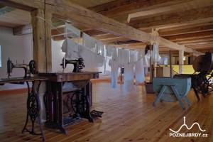 Muzeum Magdaleny Dobromily Rettigové: Expozice v 1. patře