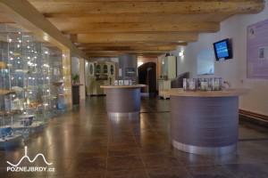 Muzeum Magdaleny Dobromily Rettigové: Expozice v přízemí