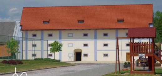 Muzeum Magdaleny Dobromily Rettigové: Budový špýcharu a dnes muzea a galerie