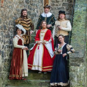 Skupina historického tance Danza Alegre, zdroj: Muzeum Hořovicka